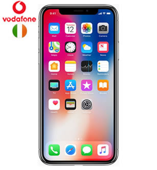 iPhone X, Vodafone Irska