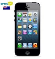 iPhone 5, Optus Australija