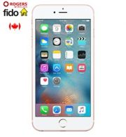 iPhone 6s Plus, Fido and Rogers Kanada