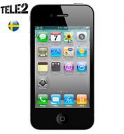 iPhone 4, Tele 2 Švedska