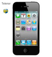 iPhone 4, Telenor Švedska