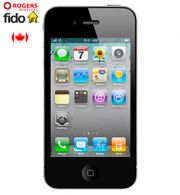 iPhone 4, Fido and Rogers Kanada