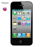 iPhone 4, Telenor Norveška