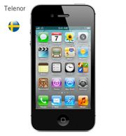 iPhone 4s, Telenor Švedska