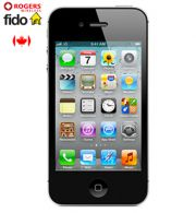 iPhone 4s, Fido and Rogers Kanada
