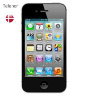 iPhone 4s, Telenor Danska