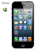 iPhone 5, Telenor Švedska