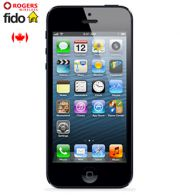 iPhone 5, Fido and Rogers Kanada