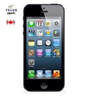 iPhone 5, Telus Kanada