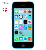 iPhone 5c, Telenor Danska