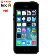 iPhone 5s, Fido and Rogers Kanada