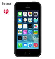 iPhone 5s, Telenor Danska