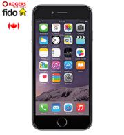 iPhone 6, Fido and Rogers Kanada